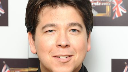 Michael McIntyre is coming to Ipswich on October 4. Picture: IAN WEST/PA IMAGES