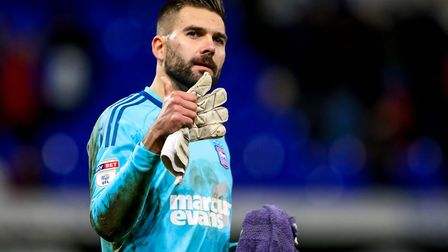 Bartosz Bialkowski is arguably the best goalkeeper in the Championship. Photo: Steve Waller