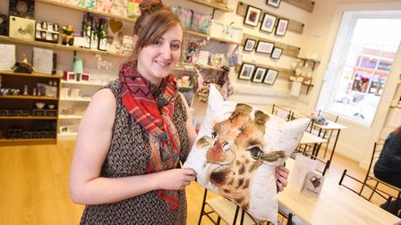 Duck in Boots success story. Picture is Sarah Underhay.