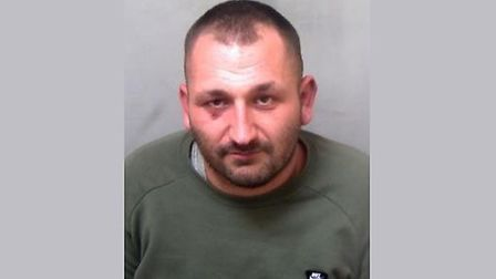 Paul Oakley has been jailed for two-and-a-half years. Picture: ESSEX POLICE