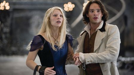 Charlie Cox as Tristan and Claire Danes as Yvaine in the modern fairytale Stardust. Photo: Paramoun