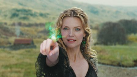 Michelle Pfeiffer as the evil witch Lamia in the modern fairytale Stardust. Photo: Paramount Pictur