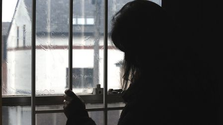 Police received 6,024 reports of domestic abuse in a year, latest figures show. Stock image. Picture