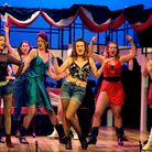 The Bury St Edmunds Operatic and Dramatic Society production of The Best Little Whorehouse in Texas.