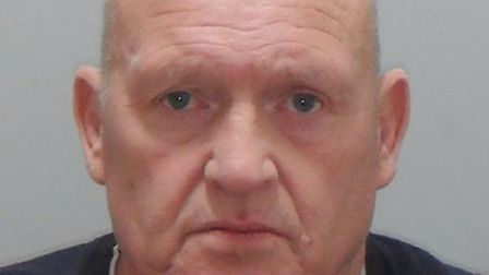 Clacton sex offender Leslie Bryan has been jailed. Picture: ESSEX POLICE
