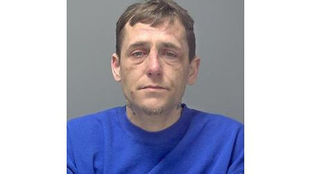Lee McLaughlin, 28, has been jailed. Picture: SUFFOLK CONSTABULARY
