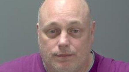 Martin Saltiel was given 12 months' custody for affray in Skylark Lane on New Year's Day. Picture: S