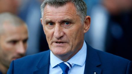 Tony Mowbray has reportedly ruled himself out of the Ipswich job. Picture: PA