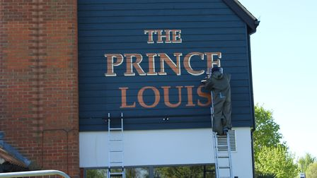 The Prince Louis in Great Notley, Essex. Picture: MCMULLEN'S