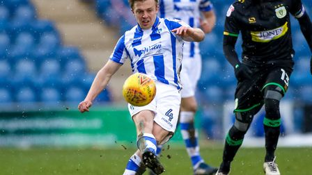 Tom Lapslie, who is set to return to the U's squad against Swindon, following a hamstring injury. Pi