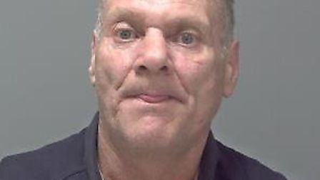 Billy Parker, who was jailed for four years for arson after torching two caravans at Ipswich. PHOTO:
