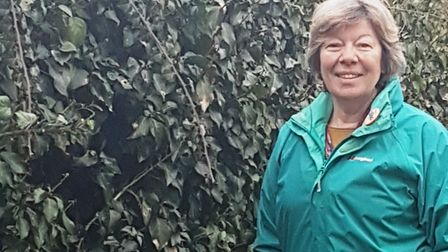 Judie McCourt is planning to walk 1,000 miles to raise money for the Love Your Nodes appeal
