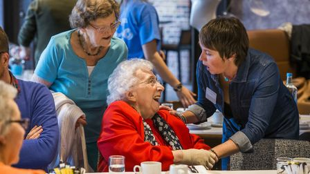 The Befriending Scheme, a Suffolk charity, supports people with learning disabilities, those with me