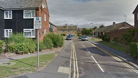 The aggravated burglary attempt was reported in Peel Crescent, Braintree. Picture: GOOGLE MAPS