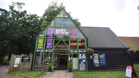The Museum of East Anglian Life in Stowmarket is to offer six internships to local teenagers. Pictur