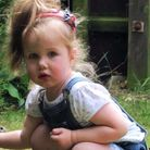 The seven-year-old died in hospital after she was rescued from a bouncy castle that blew away at an