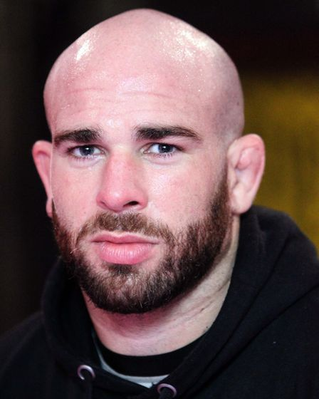 Jack Mason is one of the best known and most respected figures on the UK MMA scene. Picture: ARCHANT