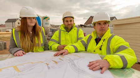 Persimmon Homes Suffolk has joined a national campaign aiming to �Attract� more people into the hou
