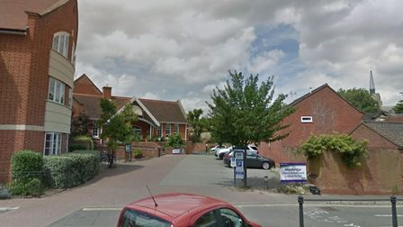 Woodbridge Library where the SNT will be meeting members of the public. Picture: GOOGLE MAPS