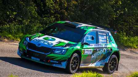 Corbeau Seats Rally. Picture: RUDI PACK