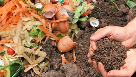 Home composting is a cost-effective, environmentally-friendly way to recycle kitchen and garden wast