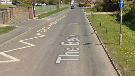 The Beck in Feltwell. Picture: GOOGLE MAPS