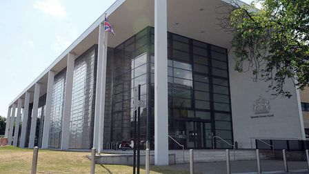 The jury was discharged at Ipswich Crown Court. Picture: PHIL MORLEY