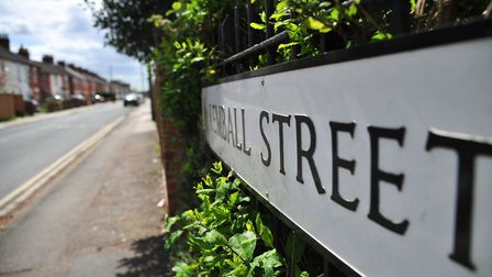 Kemball Street, Ipswich. Picture: SARAH LUCY BROWN