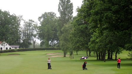 OUR TOWN feature at Stowmarket Golf Club.