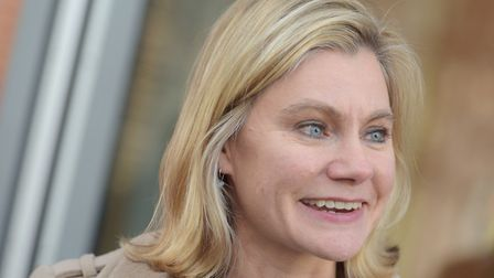 """Former education secretary Justine Greening said the reform was """"historic"""" at its launch in Septembe"""