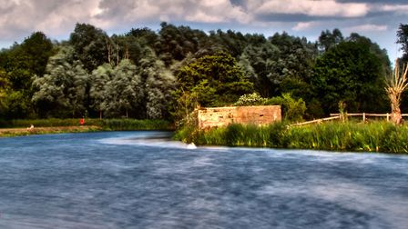 Friars Meadow in Sudbury. Picture: JON OHLSON