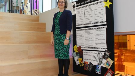 Trenica King has been appointed new headteacher at Sybil Andrews Academy in Bury St Edmunds. Picture