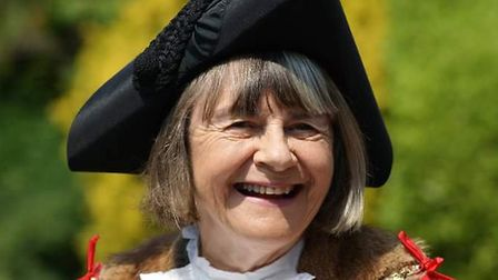 Sue Allen, former Southwold town mayor and long serving councillor who died suddenly. Picture: Court