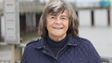Sue Allen, Conservative Southwold and Reydon candidate