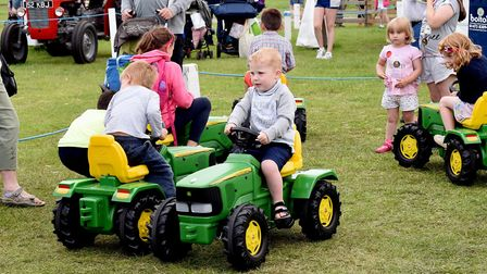 Farm Discovery Zone, Suffolk Show Picture: SUFFOLK AGRICULTURE ASSOCIATION