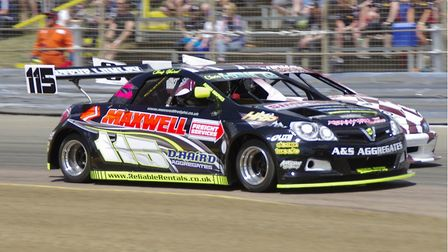 The action is set to come thick and fast at Foxhall on Monday Photo: CONTRIBUTED