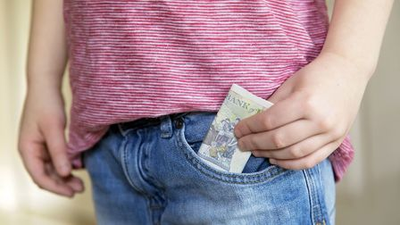 A study suggest children are better at saving than adults. Picture: thinkstockphotos