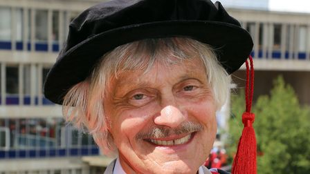 Tributes have been paid to Dr John Ashdown-Hill, who died on May 18 Picture: DAVID HIGGLETON/UNIVERS