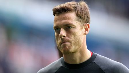 Scott Parker is currently working in the Tottenham youth set-up. Picture: PA