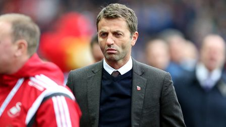 Tim Sherwood's last role in the game was as Swindon's director of football. Picture: PA