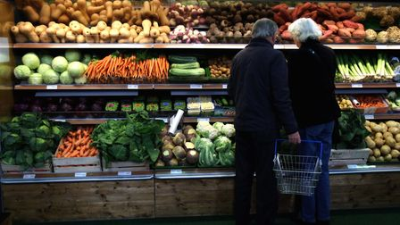 If you run out of something this weekend, check our list of supermarket opening times. Picture: CHRI