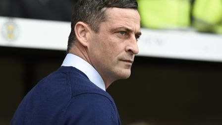 Jack Ross is the new manager of Sunderland. Picture: PA