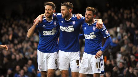 Ipswich have been wearing adidas shirts for the last four seasons.