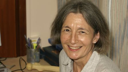 Surgeon Clare Marx was president of the Royal College of Surgeons of England for three years  the f