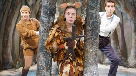 The Gruffalo's Child is coming to Bury St Edmunds Picture: TALL STORIES