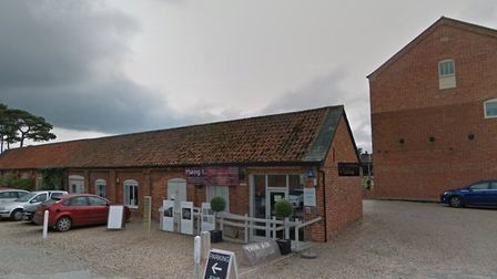 The Lettering Arts Centre at Snape Maltings Picture: GOOGLE MAPS