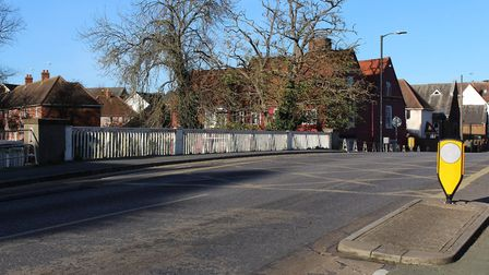 The area up for regeneration by Colchester Borough Council. Picture: COLCHESTER BOROUGH COUNCIL