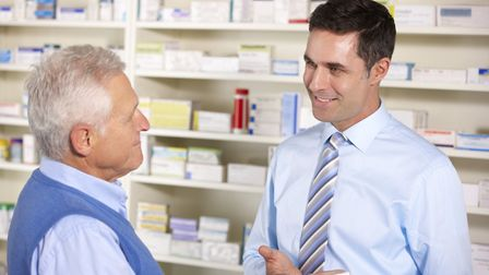 Will your local pharmacist be open on Bank Holiday Monday? See our guide. Picture: GETTY IMAGES/ISTO