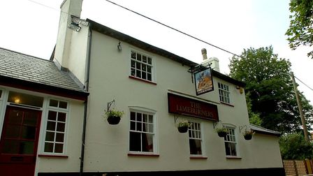 Limeburners Pub, Offton. Picture: CONTRIBUTED
