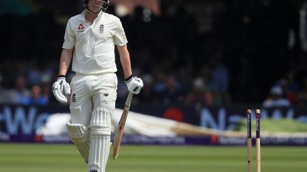 Don Topley was impressed by England debutant Dom Bess. Picture: PA SPORT